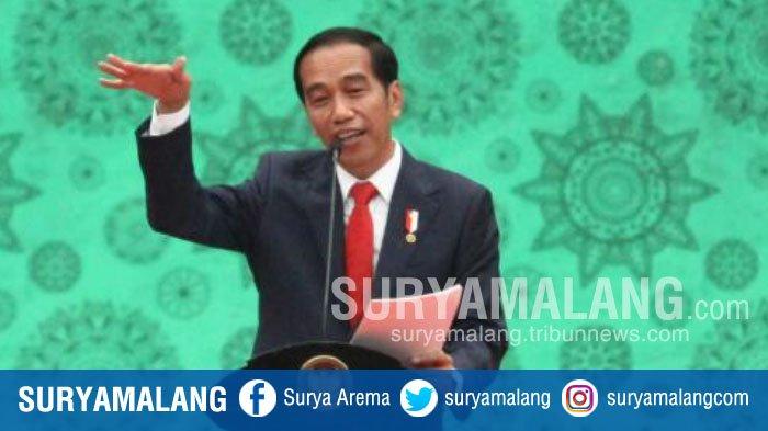 Potret Jokowi saat Meninjau Kilang Minyak Tuban Sebelum Warga Desa Sumurgeneng Mendadak Miliarder