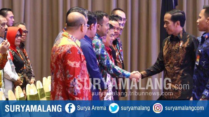 Ini Cara Efektif  Ala Presiden Jokowi untuk Pemberantasan Korupsi Terkait Kebijakan
