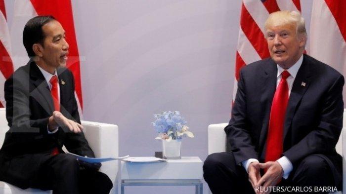 Beda Donald Trump & Jokowi Soal Chloroquine untuk Pasien Corona, 'Hadiah Tuhan' dan Bukan Obat Utama