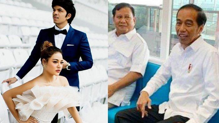 Jokowi dan Prabowo Disebut Jadi Saksi Pernikahan Aurel & Atta Halilintar, Lokasi Akad Dijaga Ketat