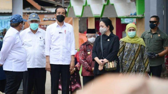 Presiden Jokowi Janjikan Perbaikan Terdampak Gempa di Malang pada Mei 2021