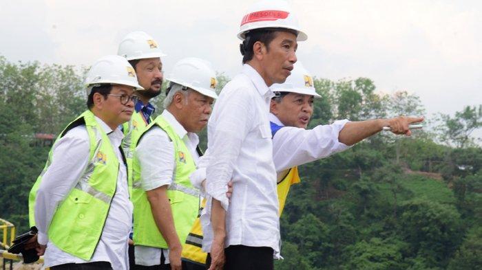 Presiden Jokowi Diagendakan Resmikan Bendungan Bendo di Ponorogo