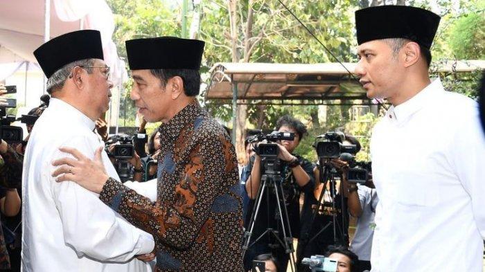 Susilo Bambang Yudhoyono (SBY) Ajak Masyarakat Mendukung Pemerintahan Jokowi-Maruf Amin