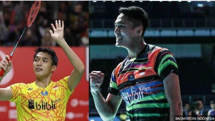Jonatan Christie Juara Australian Open 2019, Sumbang Satu-Satunya Gelar Bagi Indonesia