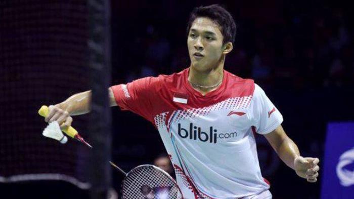 2 LINK LIVE STREAMING Final Bulutangkis Asian Games 2018, Jonatan Christie vs Chou Tien Chen