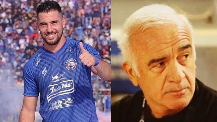 Kapten Persib, Supardi Nasir : Kepergian Gomez dan Bauman Tak Akan Kurangi Kekuatan Arema FC