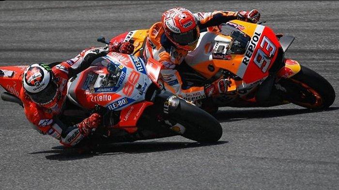 Bursa Pebalap MotoGP Mulai Terbuka, Dani Pedrosa Out - Jorge Lorenzo In