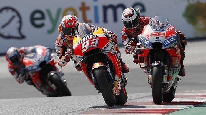 MotoGP Austria 2019 Diwarnai Kabar Jorge Lorenzo Tinggalkan Honda ke Ducati, Ini Kata Marc Marquez