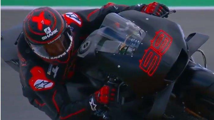 Jorge Lorenzo Akhirnya Resmi ke Honda, Lihat Aksinya Tunggangi Motor RC213V