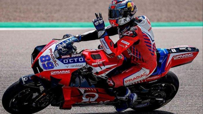 Posisi Start & Jadwal Siaran Langsung MotoGPAustria 2021 Sore Ini, Jorge Martin Vs Fabio Quartararo