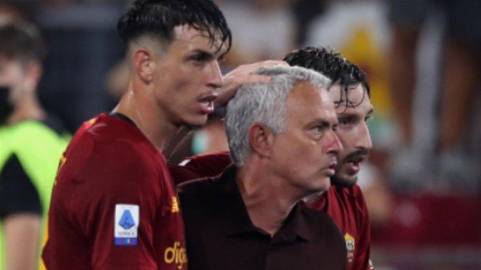 AS Roma Menang Atas Udinese, Jose Mourinho Catat Rekor Bersama Timnya Belum Terkalahkan di Kandang