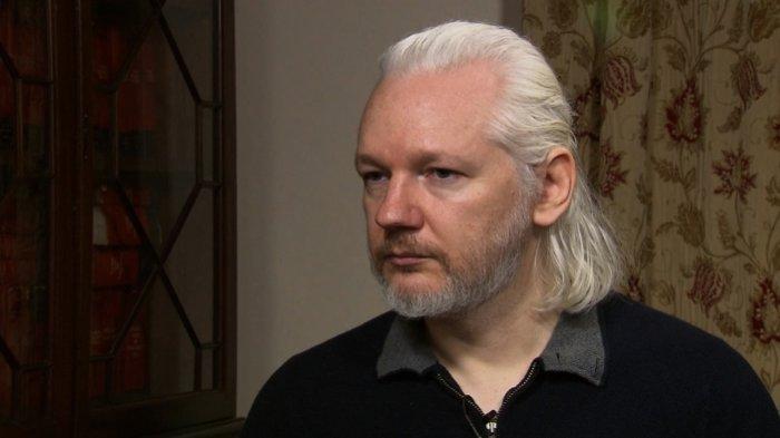 Kabar Terbaru Julian Assange Pendiri WikiLeaks, 'Dosa-dosanya' Tidak Diampuni Oleh Donald Trump