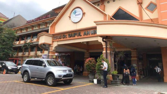 Jumlah Pasien Covid-19 di Rumah Sakit Saiful Anwar (RSSA) Menurun Selama PPKM Mikro Kota Malang