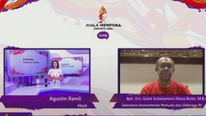 8 Tim Esports Lolos ke Grand Final Piala Menpora Esports 2020