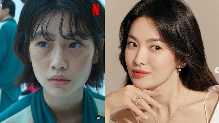 Jung Ho Yeon Squid Game Sukses Geser Posisi Song Hye Kyo, Jadi Aktris Korea Followers IG Terbanyak