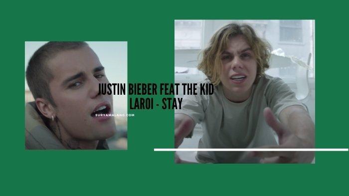 Lirik Lagu Stay Justin Bieber The Kid Laroi dan Terjemahannya, Single Terbaru Populer