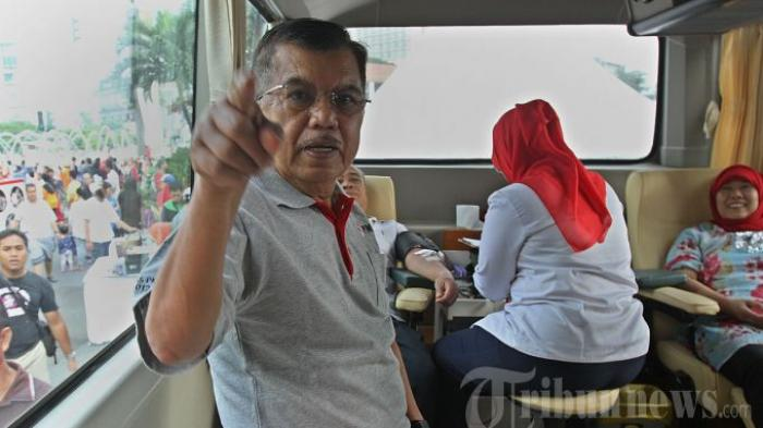 Dituding Punya Peran di Balik Kepulangan Rizieq Shihab ke Indonesia, Ini Bantahan Jusuf Kalla