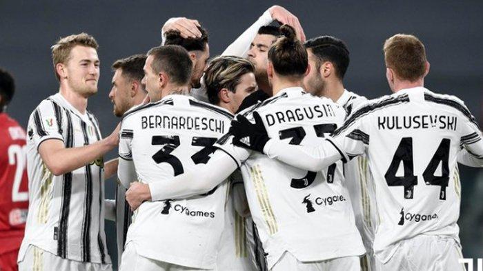 Juventus Menang Besar Tanpa Cristiano Ronaldo, Hasil Skor Akhir 4-0 untuk ke Semifinal Coppa Italia