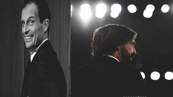 Juventus Resmi Umumkan Pemecatan Andrea Pirlo dan Penyambutan Massimiliano Allegri Sekaligus