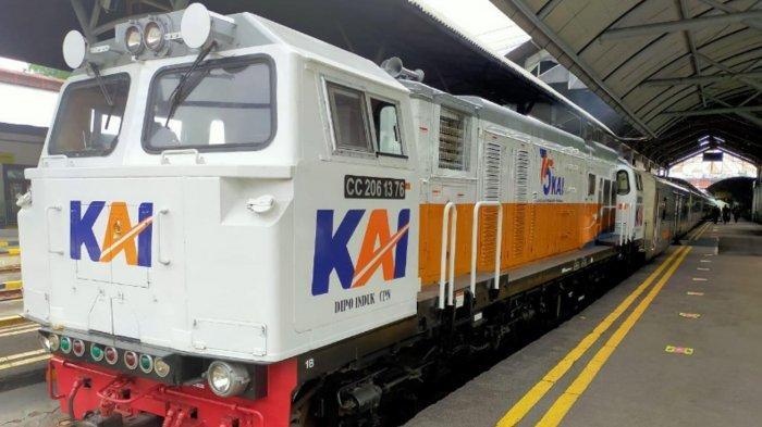 BARU, KA Kertanegara ke Purwokerto dan KA Brawijaya ke Semarang-Gambir Berangkat dari Stasiun Malang