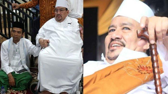 Kabar Duka dari Ustadz Abdul Somad, Ulama Keturunan Nabi Muhammad Meninggal Dunia