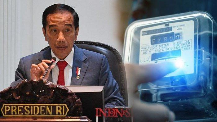 Kabar Gembira! Presiden Jokowi Beri Diskon 50% & Gratiskan Listrik Selama 3 Bulan, Simak Rinciannya