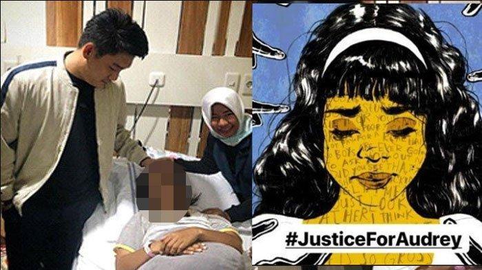 Viral #JusticeForAudrey, Deretan Seleb ini Ikut Mendukung, Dari Nikita Mirzani Hingga Hotman Paris