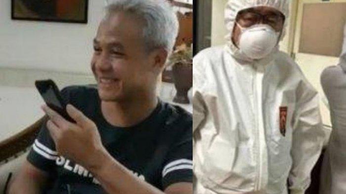 Kabar Terbaru Dokter Handoko yang Viral di Medsos Karena Tangani Corona, Ditelepon Ganjar Pranowo
