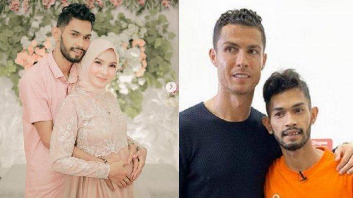 Masih Ingat Martunis? Pesona Istri Anak Angkat Cristiano Ronaldo Jadi Sorotan, Saat Ini Hamil Muda