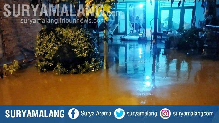 Banjir di Mojokerto Rendam Puluhan Rumah, Dipicu Meluapnya Sungai Sadar Akibat Hujan Deras