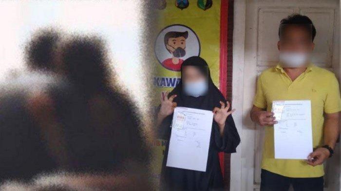 Kades Subandi Nikah Siri Istri Orang, Suami Sang Binor Geregetan, Lapor Polisi