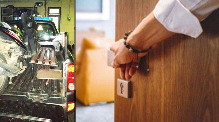 Kades di Tulungagung Tertangkap Basah di Plafon Rumah Perempuan Istri TKI, 'Dibebaskan' Istrinya