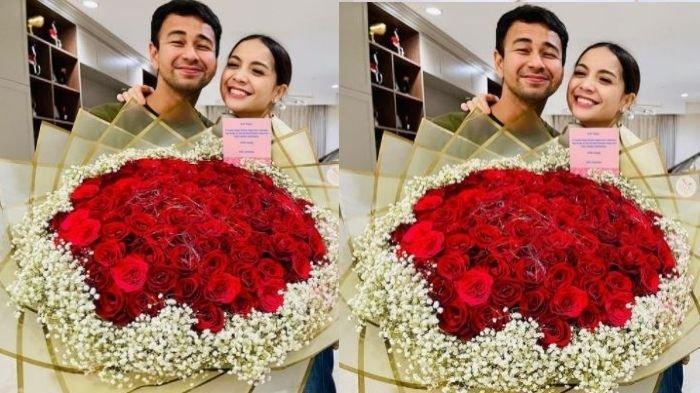 Kado Raffi Ahmad dan Nagita Slavina di Hari Ulang Tahun