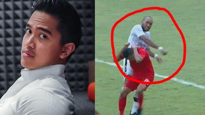 Buntut Leonard Tupamahu Pukul Kepala Delvin Rumbino di Laga Bali United vs Persis, Disindir Kaesang