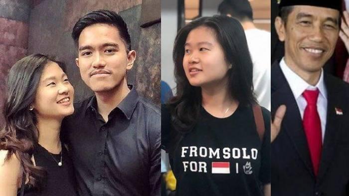Profil Cinta Kaesang Pangarep dan Felicia Tissue, 5 Tahun Pacaran, Jokowi Sudah Temui Calon Besan
