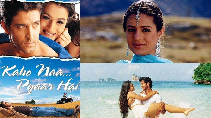 Sinopsis Kaho Na Pyaar Hai Film India ANTV Hari Ini 12 April 2020, Kisah Cinta Sonia, Rohit dan Raj