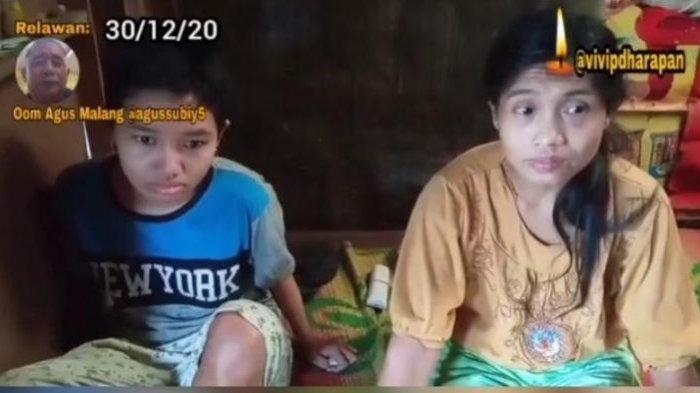 Selepas Melahirkan, Kakak Beradik di Malang Terkena Stroke, Camat Pakis Upayakan Penanganan