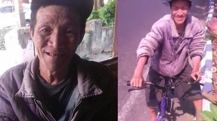 Kakek Afuk Kayuh Sepeda Solo - Pasuruan Sejauh 276 KM Demi Kembalikan Dompet, Ini Kata Tetangganya