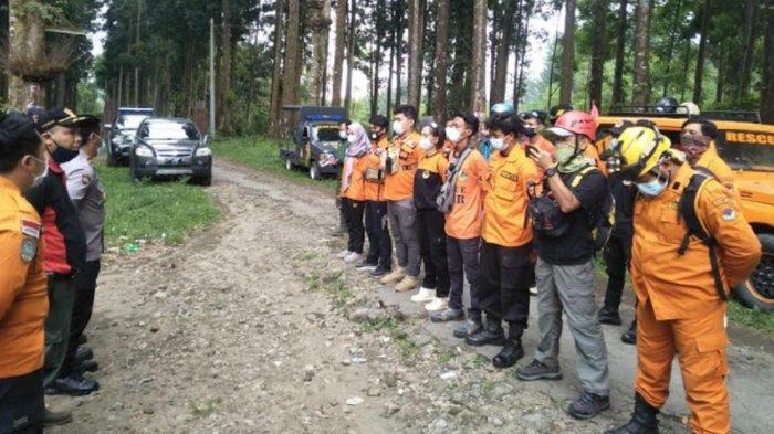 Kakek Samin Hilang saat Cari Biji Kopi di Hutan Cungkup Ngantang Malang