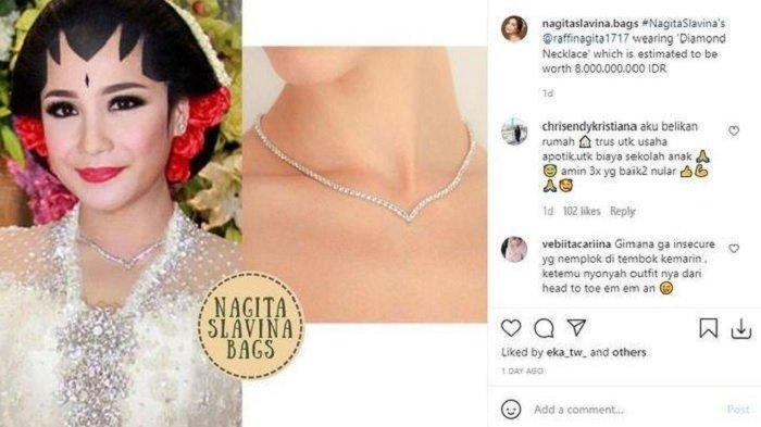 Tengok Kalung Aurel Istri Atta Halilintar Disebut Harganya Rp 8 M, Bandingkan dengan Kalung Nagita