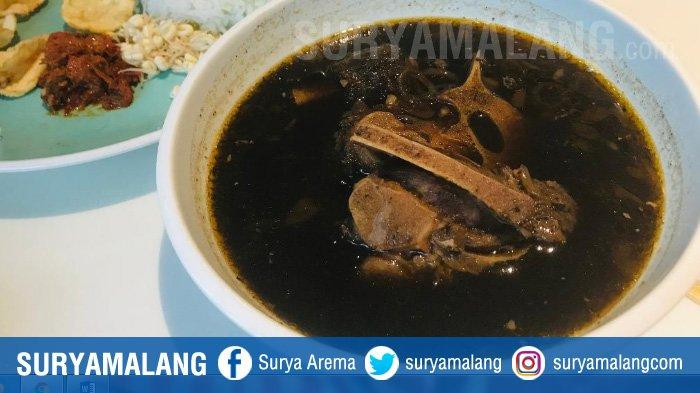 Mencicipi Sego Bawang dan Rawon Buntut yang Nikmatnya Menggugah Selera di Kampi Hotel Surabaya