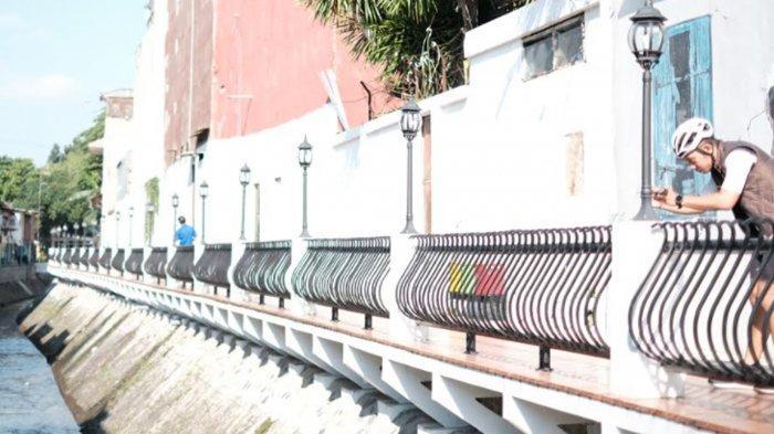 Mahasiswa Komunikasi UMM Kembangkan Wisata di Kampoeng Heritage Kajoetangan Malang