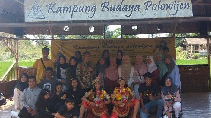 25 Mahasiswa Thailand Telusuri Cerita Panji dan Inao ke Kampung Budaya Polowijen (KBP) Malang