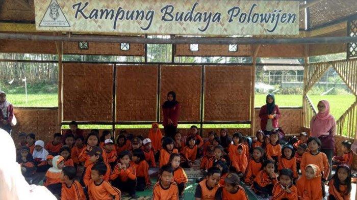 Edukasi Budaya untuk Anak dari Kampung Budaya Polowijen
