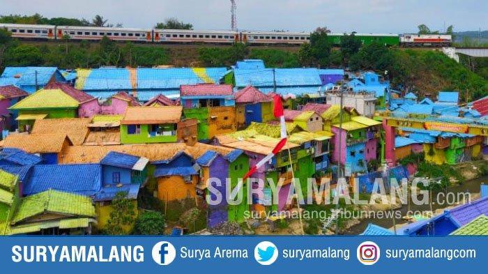 Daftar Kawasan Kumuh yang Telah Berubah Jadi Kampung Wisata di Kota Malang