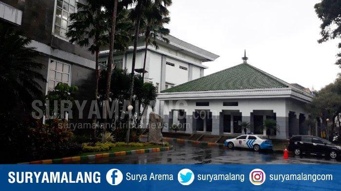 Salah satu sudut kampus UIN Maulana Malik Ibrahim Malang beberapa waktu lalu.