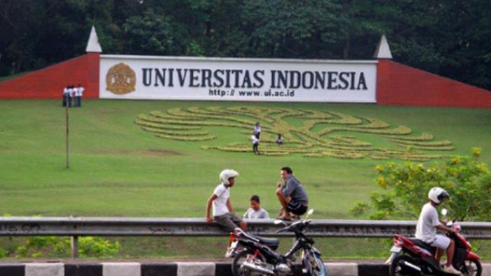 Universitas Indonesia, dianggap tak layak berada di daftar 100 besar kampus terbaik Asia.
