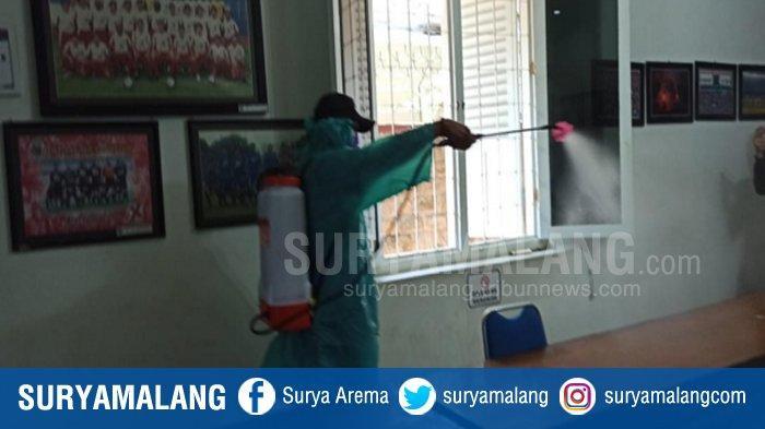 Arema FC Resmi Tutup Aktivitas Kantor Kandang Singa Selama PPKM Darurat, Demi Liga 1 Bergulir