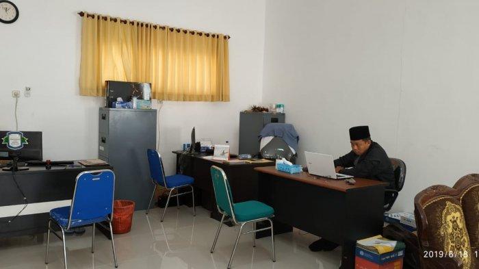Pindah Kantor, Baznas Mendekat ke Unit Pengendali Gratifikasi Pemkab Trenggalek