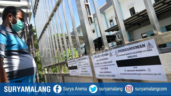 Kantor Kecamatan di Surabaya Tutup 2 Pekan, Gara-Gara Hasil Rapid Test Covid-19 Pegawainya Reaktif